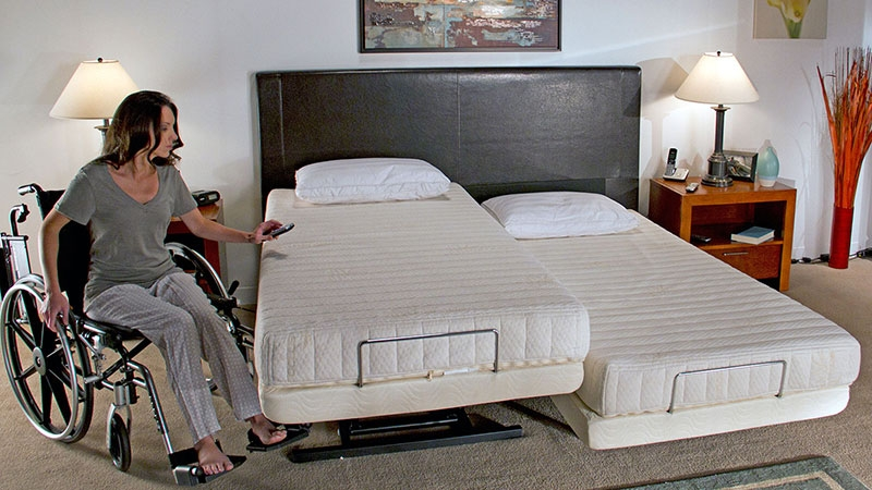 Supernal Hi-Low Bed System by Transfer Master